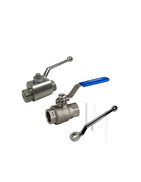 Válvulas Esfera / Desviadores de Caudal
