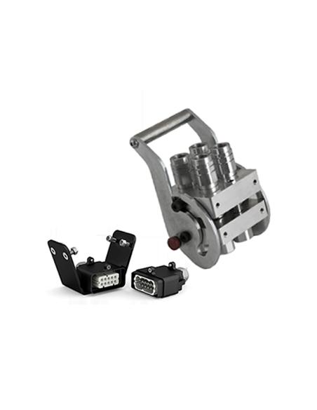 Multiconectores Serie Caras Planas