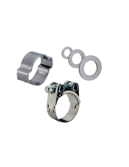 Sealing / Washers / Clamps