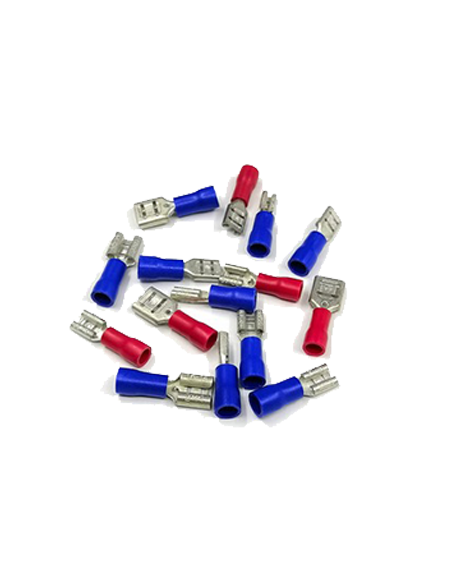 Teminales Faston / Conectores / Pulsadores