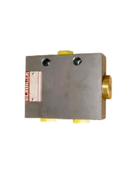 Desviadores de Caudal (Hidráulicos / Neumáticos)
