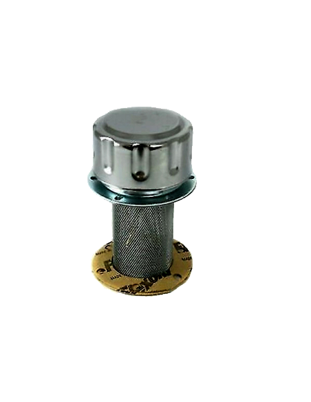 Metal Filler Caps (Screw / Weld)
