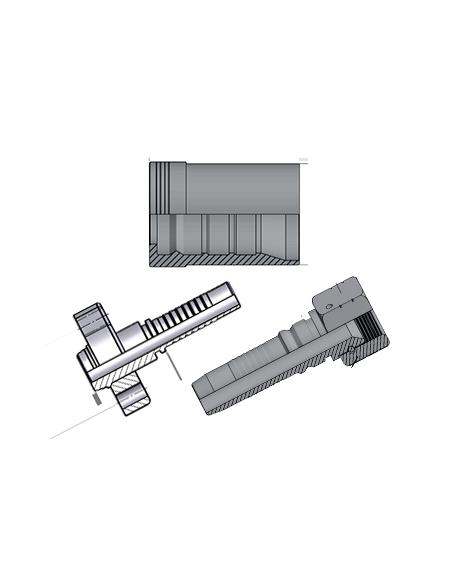 Terminales Prensar Interlock