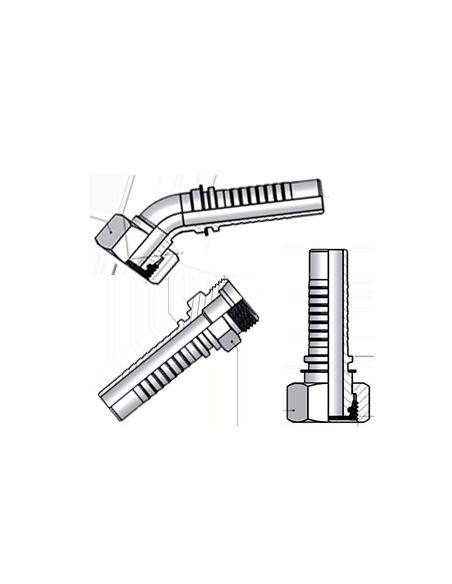 BSP Multispiral Terminals