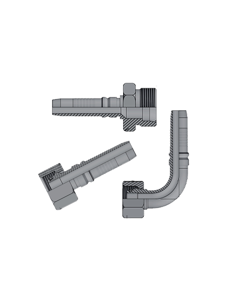 Terminales Métricos Interlock