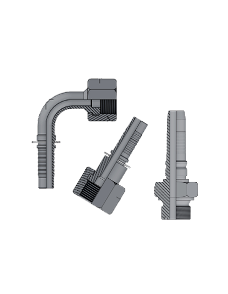 ORFS Interlock Terminals